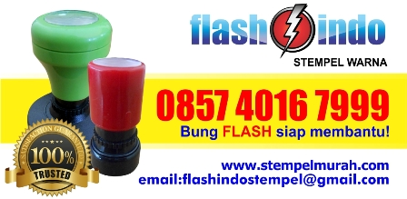 stempel warna flashindo